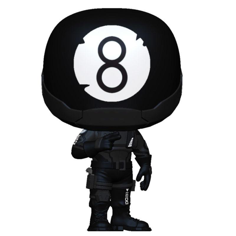 Pre-pedido Funko POP o Figura POP Fortnite 8Ball