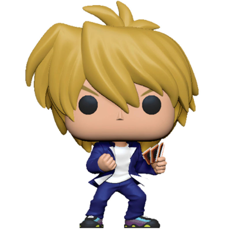 Figura POP Yu-Gi-Oh Joey Wheeler 889698469234