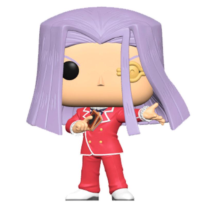 Figura POP Yu-Gi-Oh Maximillion Pegasus 889698469241