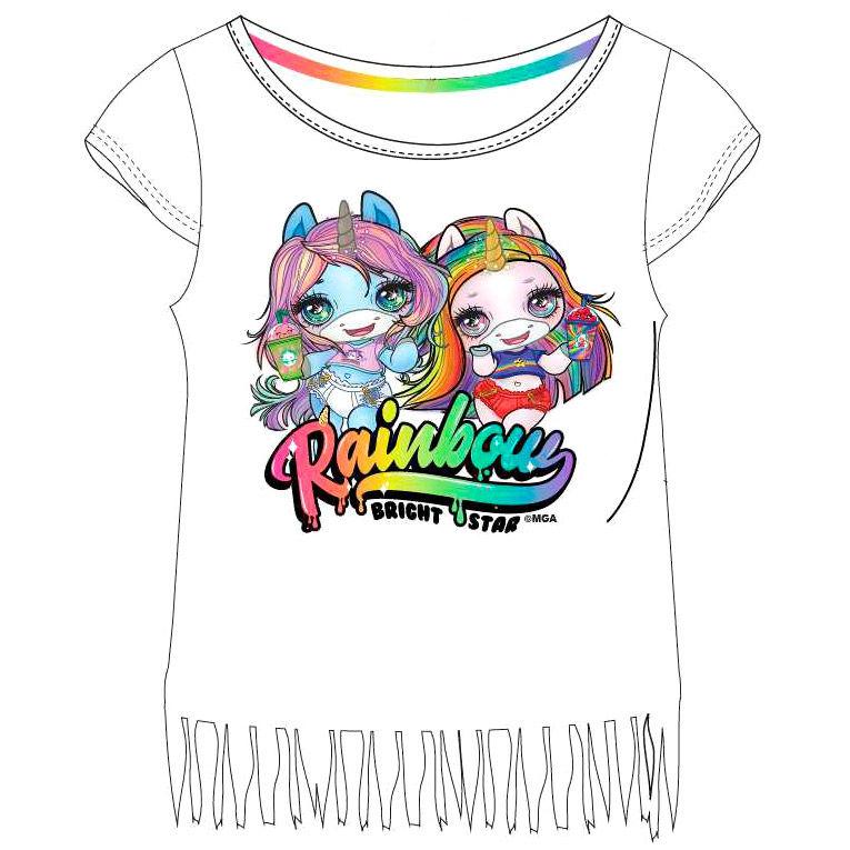 Camiseta flecos Poopsie 5908213366416