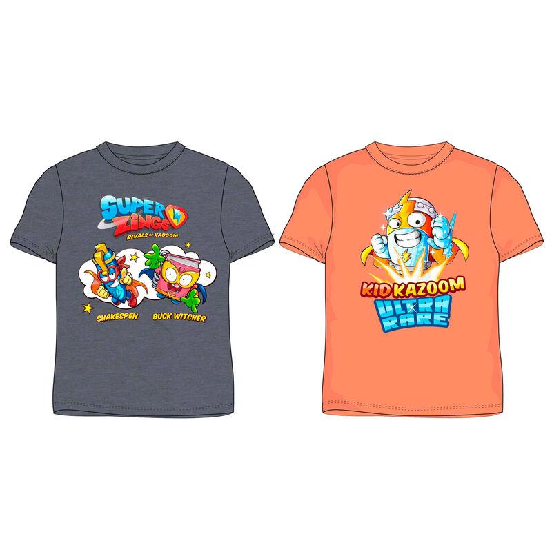 Camiseta Super Zings surtido 5901854810638