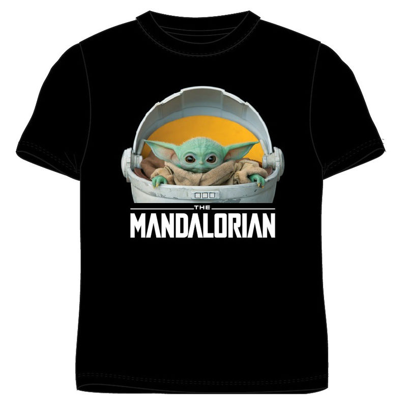 Camiseta Yoda The Child en cuna The Mandalorian Star Wars adulto Talla XS