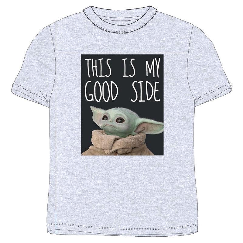 Camiseta Yoda The Child The Mandalorian Star Wars adulto 5901854810805