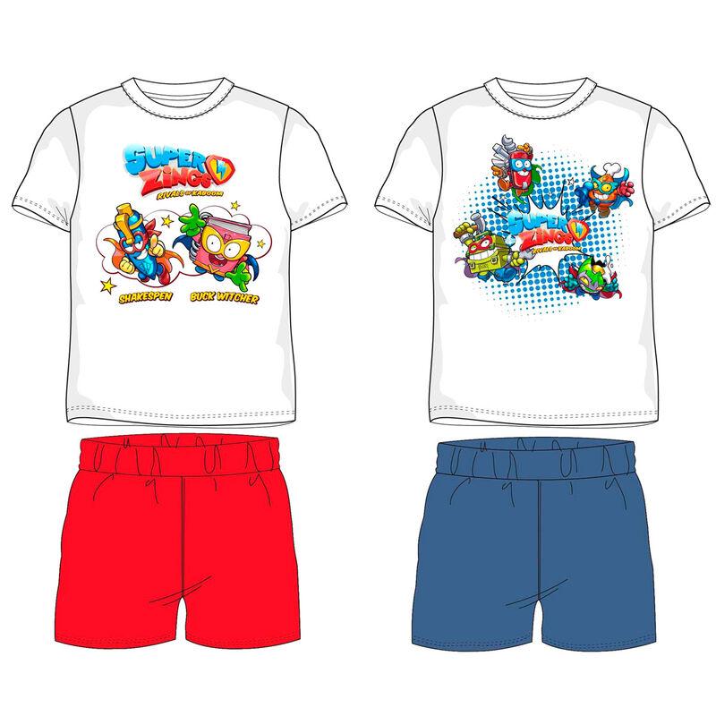 Pijama Super Zings surtido* 5901854810706