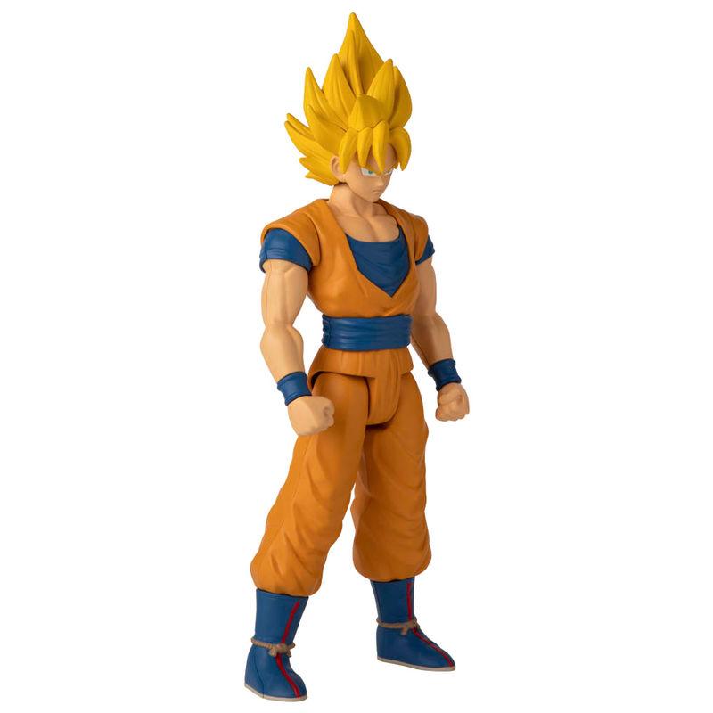 Figura Goku Super Saiyan Limit Breaker Series Dragon Ball Super