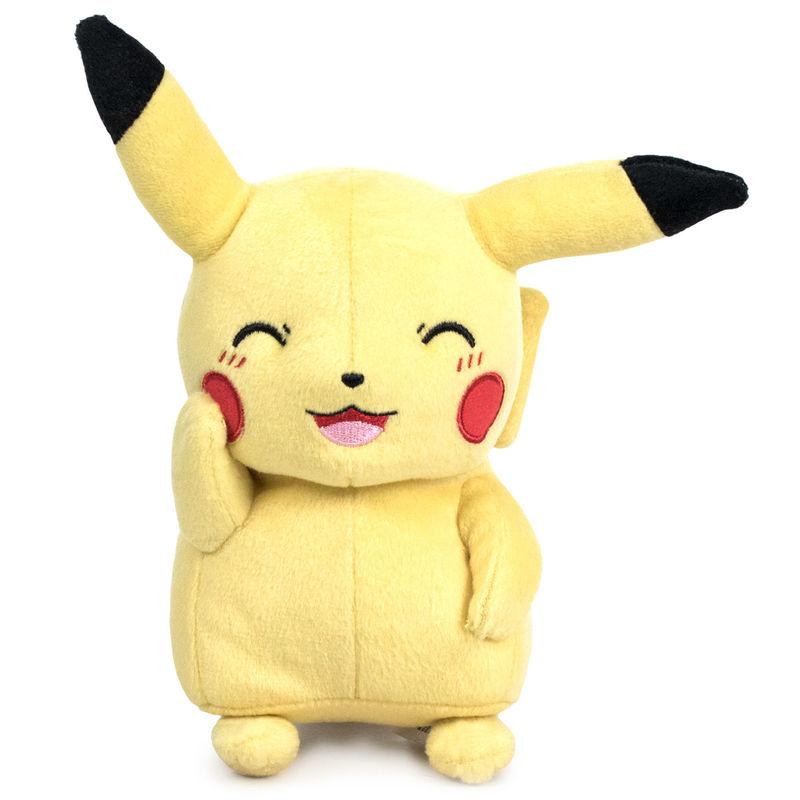 Peluche Pikachu Pokemon 25cm