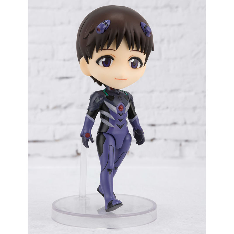 Figura articulada Ikari Shinji Evangelion 3.0 You Can Not Redo 9cm