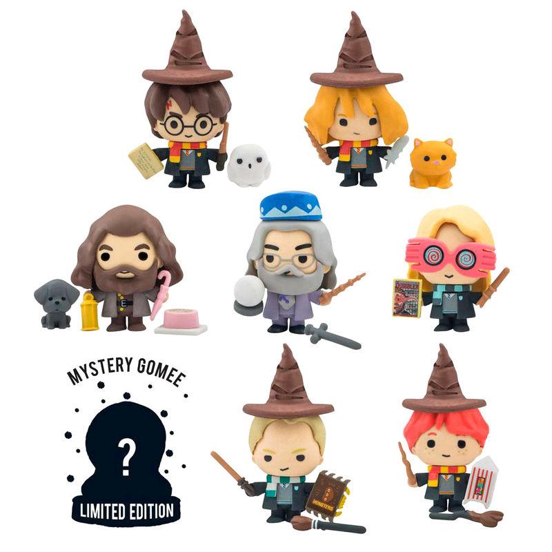 Figura borrador personaje Harry Potter surtido 4895205603424