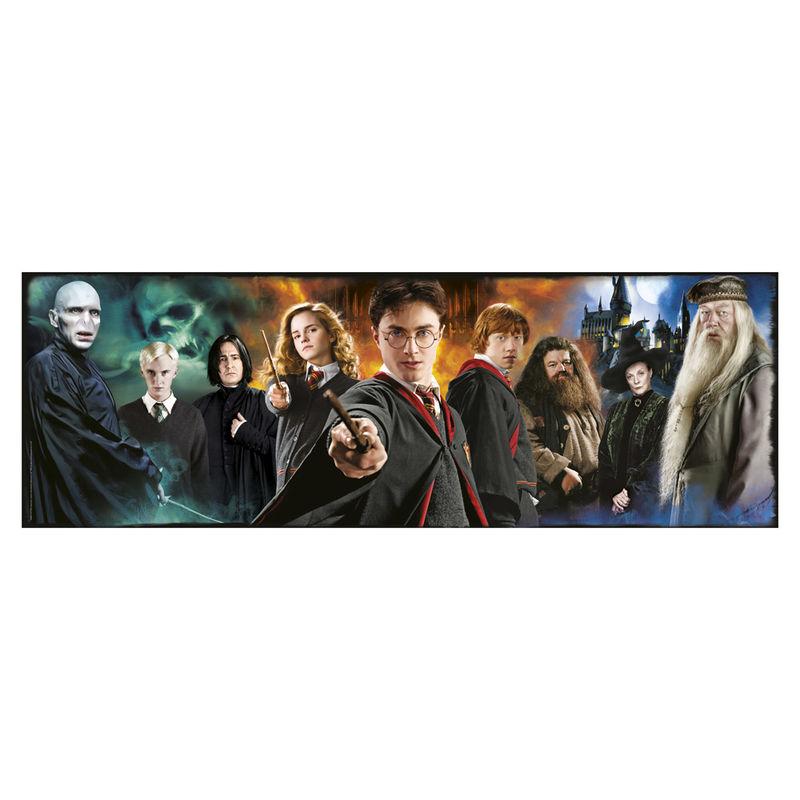 Puzzle Panorama Personajes Harry Potter 1000pcs