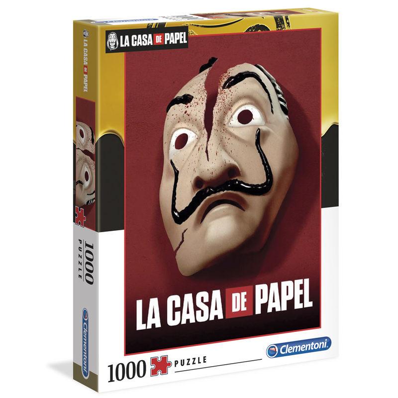 Puzzle La Casa de Papel 1000pz 8005125395330