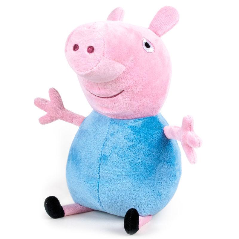 Peluche George Peppa Pig 65cm