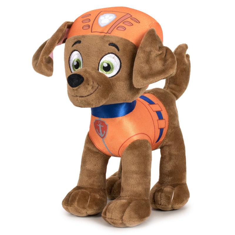 Peluche Zuma Patrulla Canina Paw Patrol 19cm