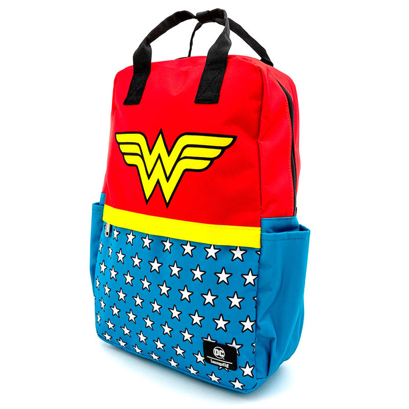 Mochila Wonder Woman DC Comics Loungefly 43cm (3)