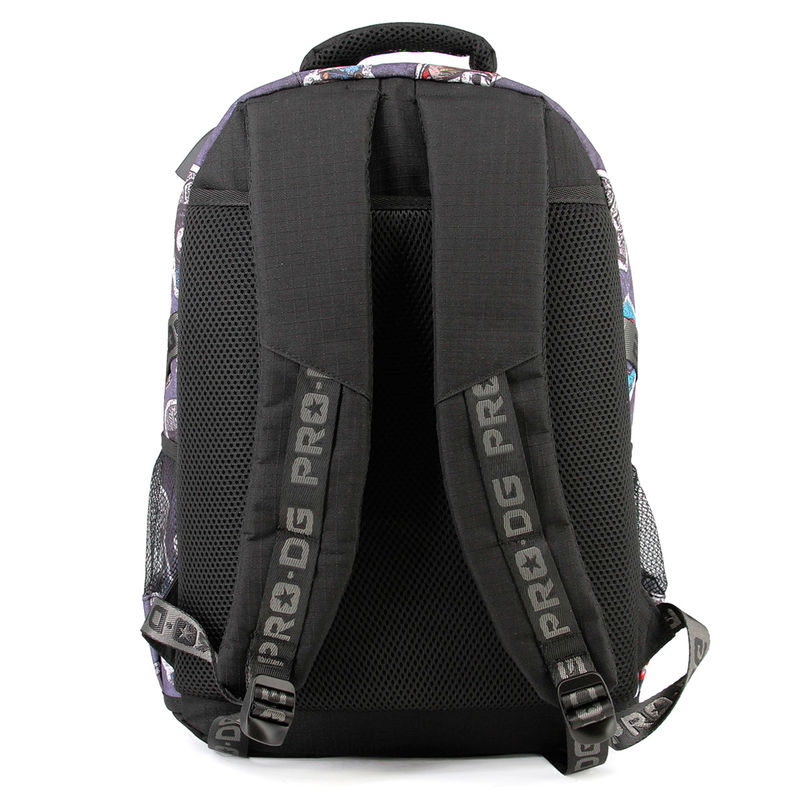 Mochila Pro DG Stickers adaptable a carro 44cm