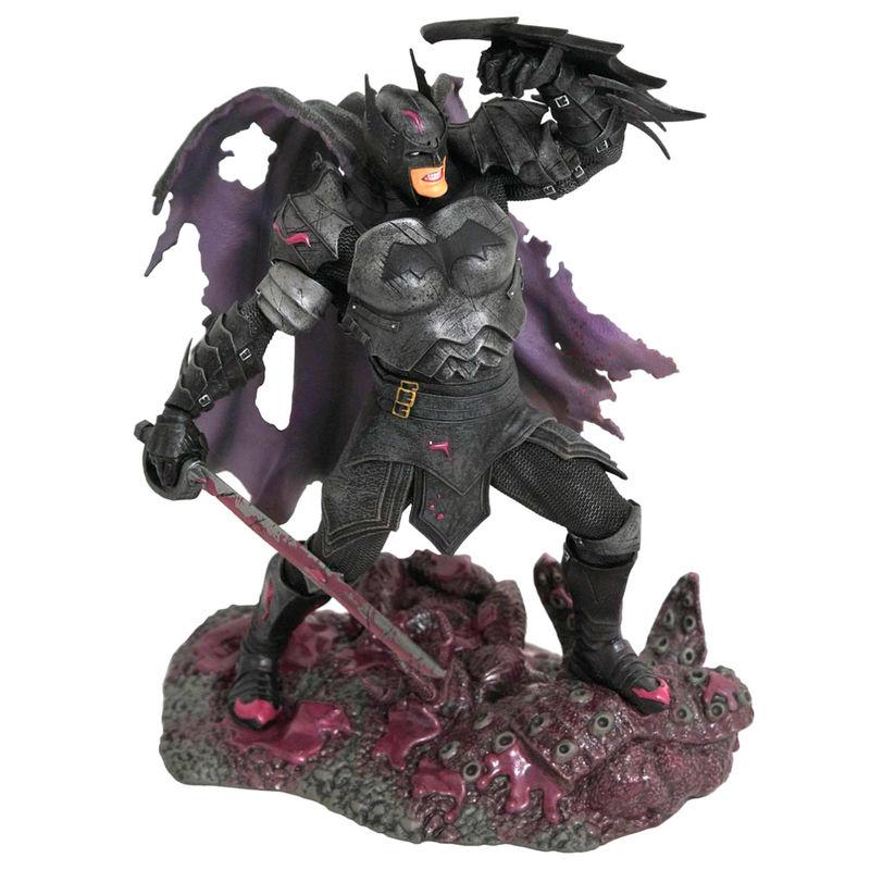 Estatua Dark Nights Metal Batman DC Comics 23cm