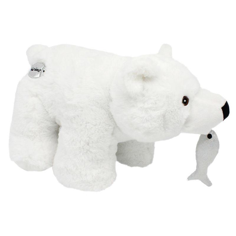 Peluche Oso Polar 45cm 8429412807328