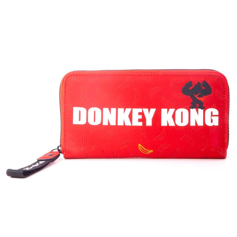 Cartera Donkey Kong Super Mario Nintendo 8718526119343