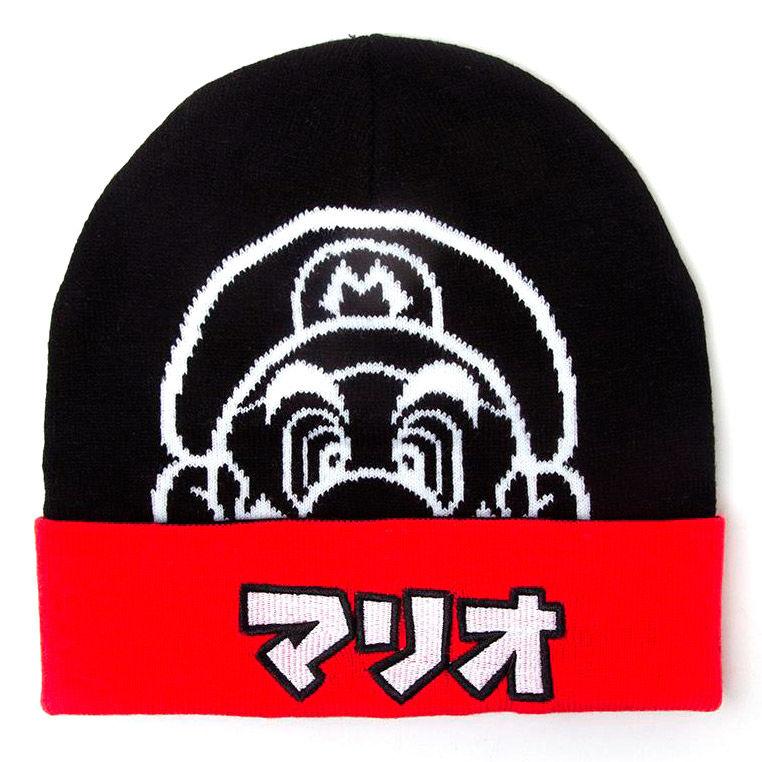 Gorro Mario Super Mario Nintendo 8718526096309