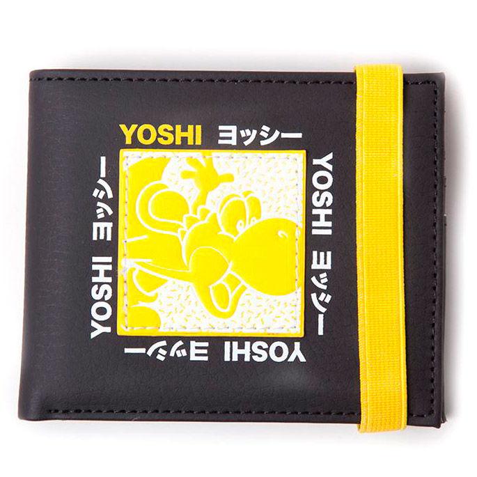 Cartera Yoshi Super Mario Nintendo 8718526116892
