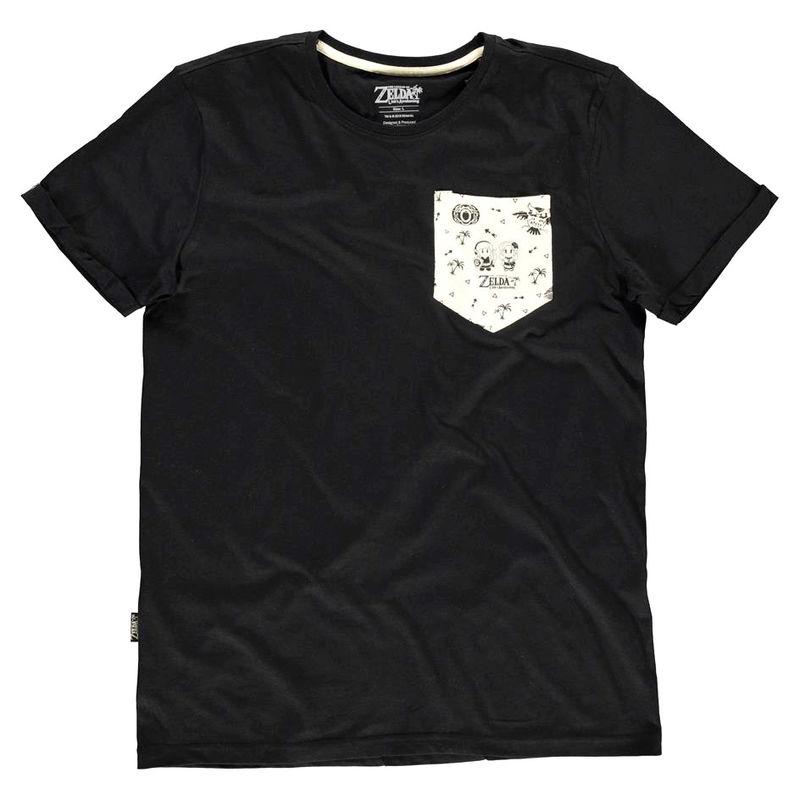 Camiseta Links Awakening Zelda Nintendo 8718526312546