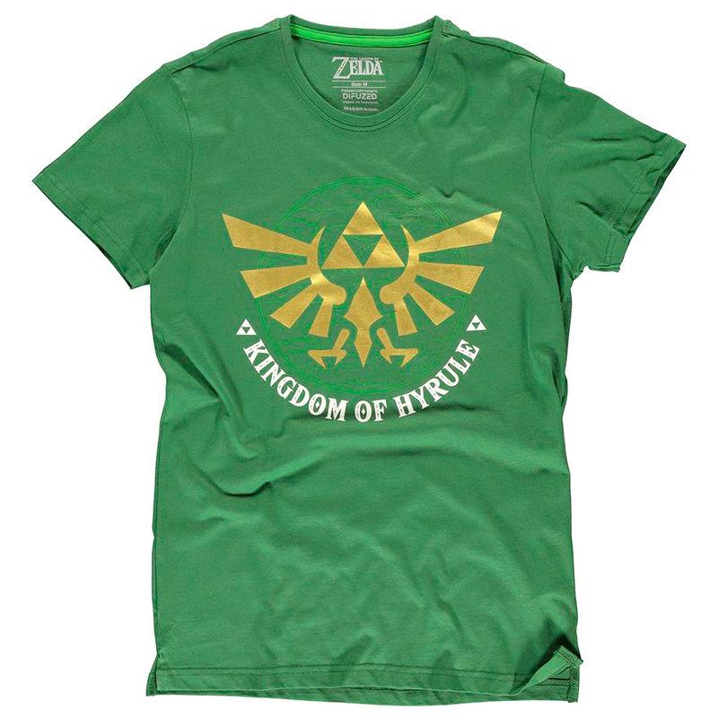 Camiseta Golden Hyrule Zelda Nintendo 8718526295375