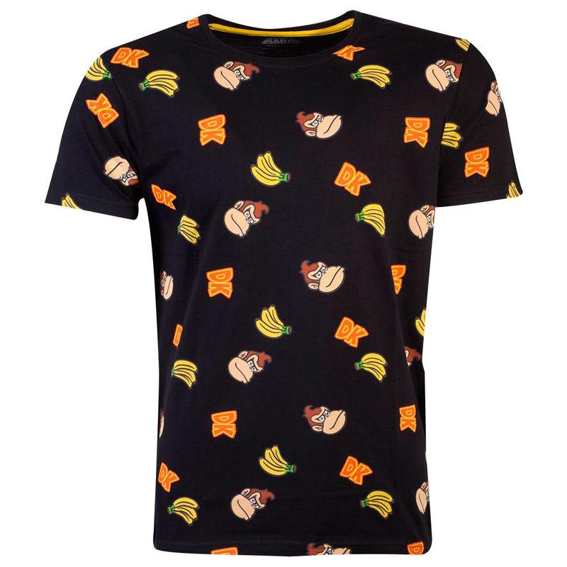 Camiseta Donkey Kong Super Mario Nintendo 8718526290325