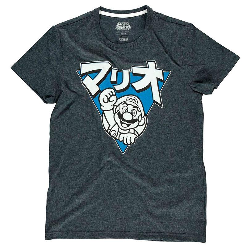 Camiseta Triangle Super Mario Nintendo 8718526115536