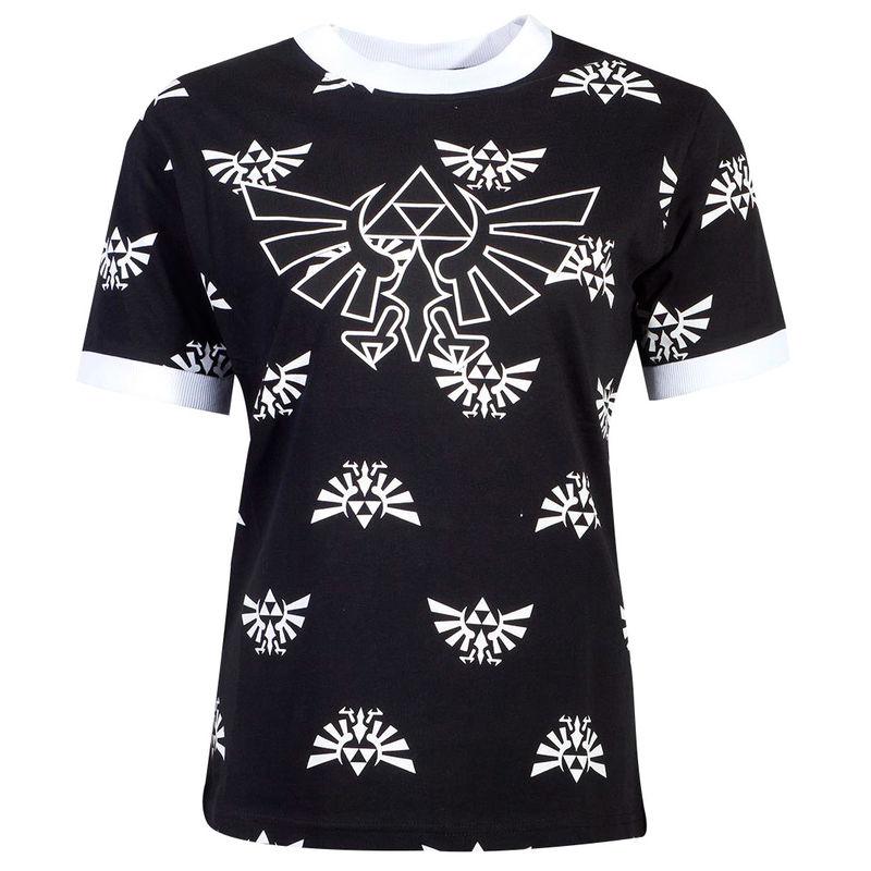 Camiseta mujer Hyrule Zelda Nintendo 8718526297515