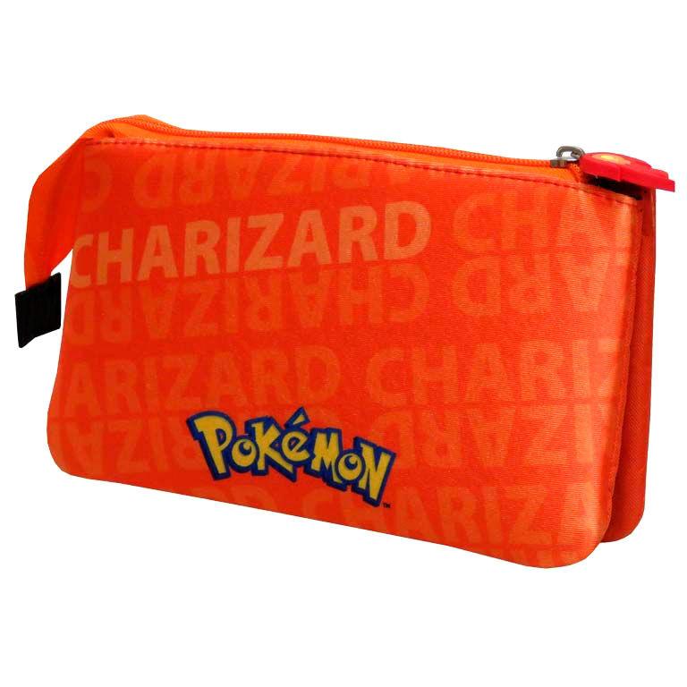 Portatodo Charizard Pokemon triple