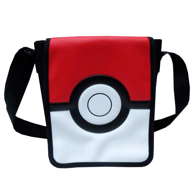 Bandolera Pokemon Pokeball