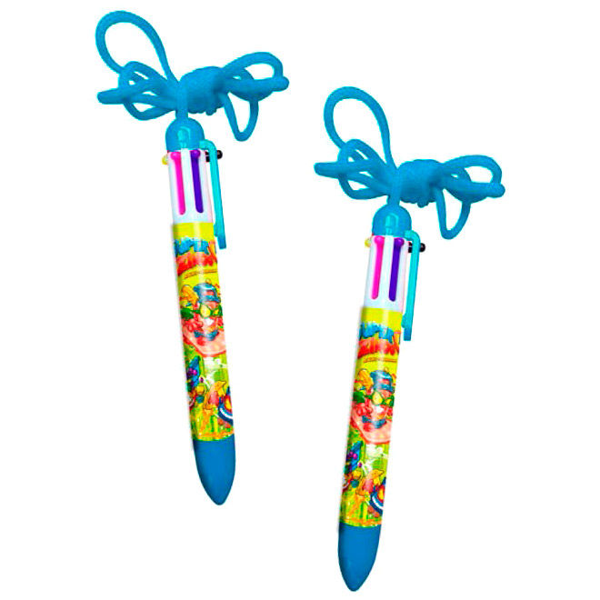 Boligrafo 6 colores Super Zings 8426842084824