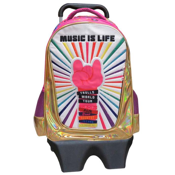 Trolley Trolls Music is Life 55cm