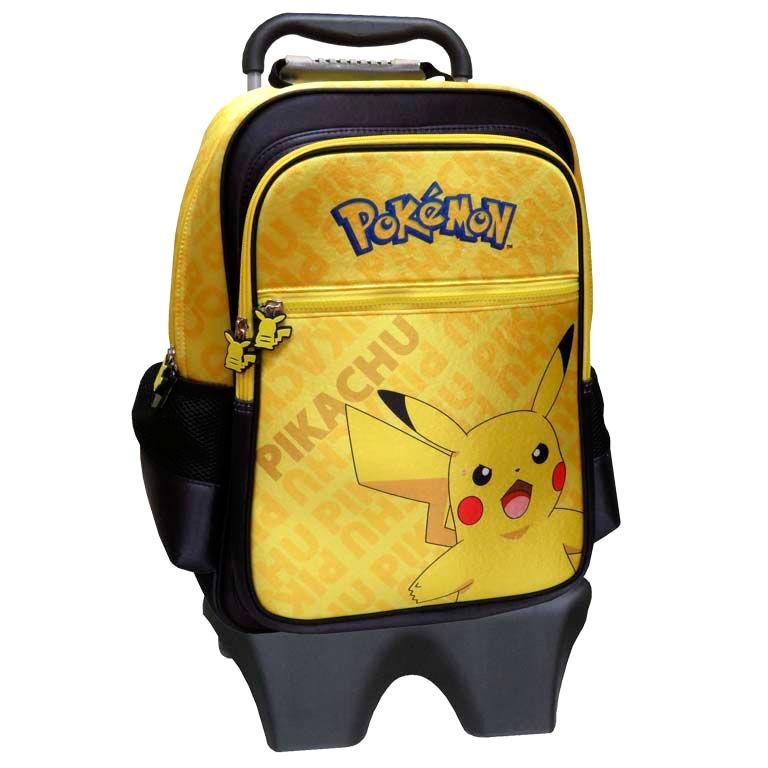 Trolley Pikachu Pokemon 55cm