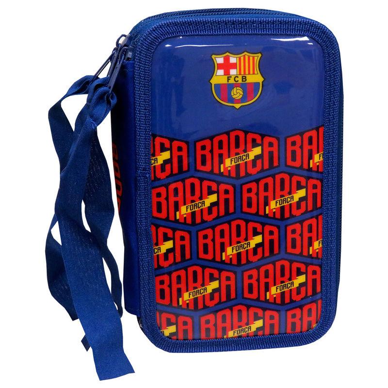 Plumier FC Barcelona triple 8426842075839