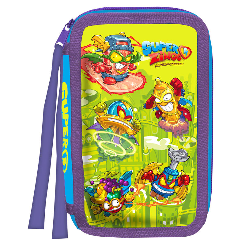 Plumier Super Zings triple