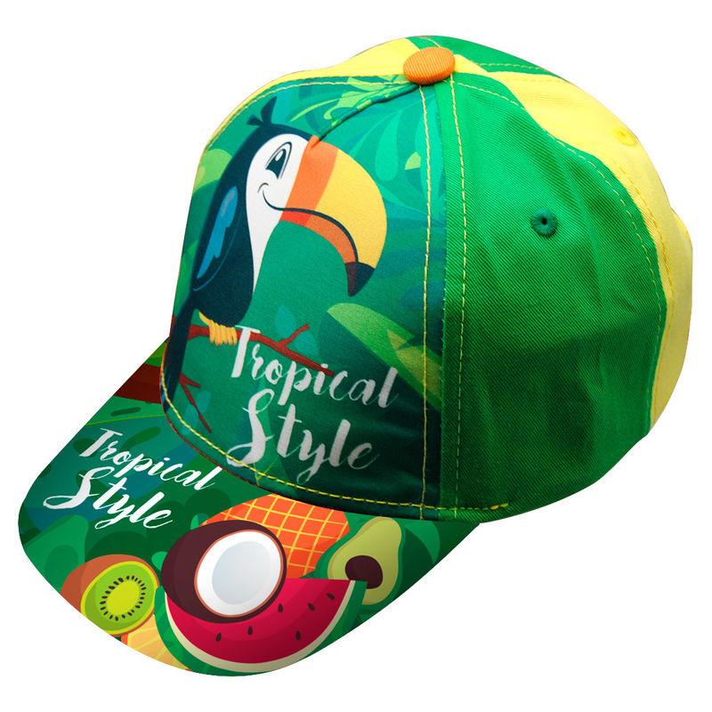 Gorra Tucan Tropical Style 8435507828673
