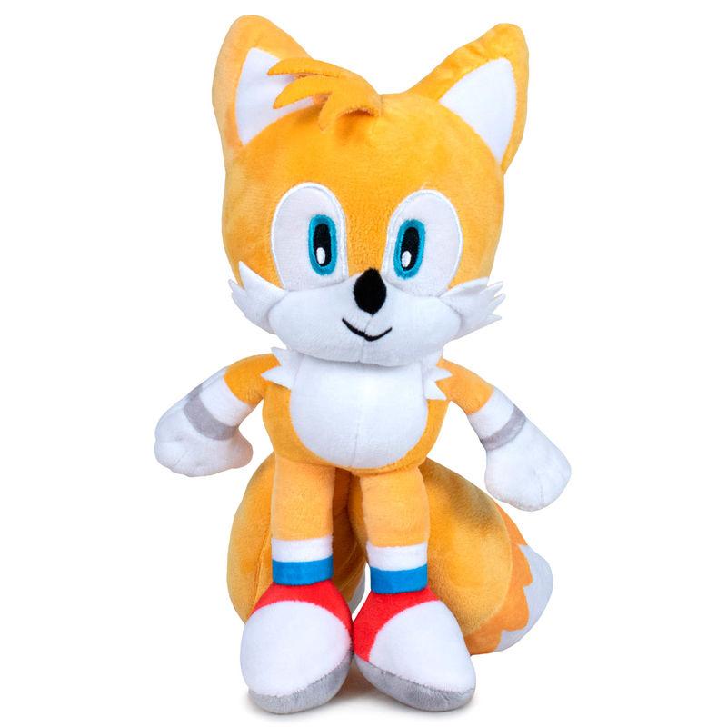 Peluche Tails Sonic soft 30cm 8425611398018Tails