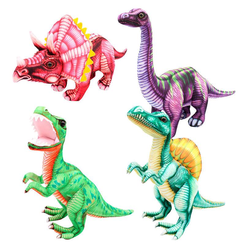 Peluche Dinosaurio 48cm surtido 8429412803917
