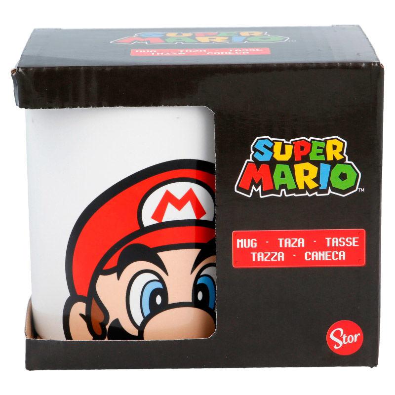 Taza Super Mario Bros Nintendo 325ml
