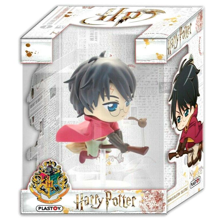 Figura Harry Quidditch Harry Potter 13cm