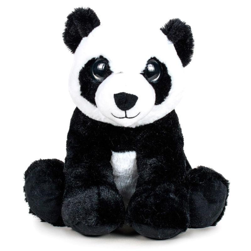 Peluche Panda Ojos Luz soft 27cm 8425611387616