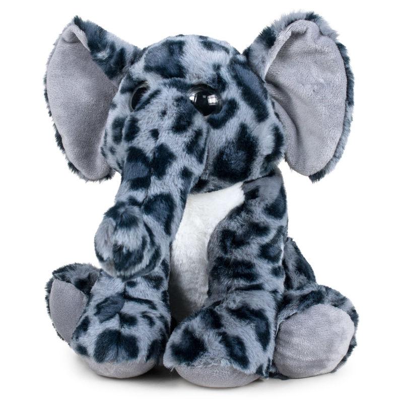 Peluche Elefante Ojos Luz soft 28cm 8425611387524Elefante