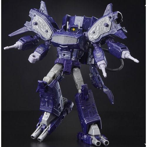 Transformers War for Cybertron Siege Leader Class Shockwave