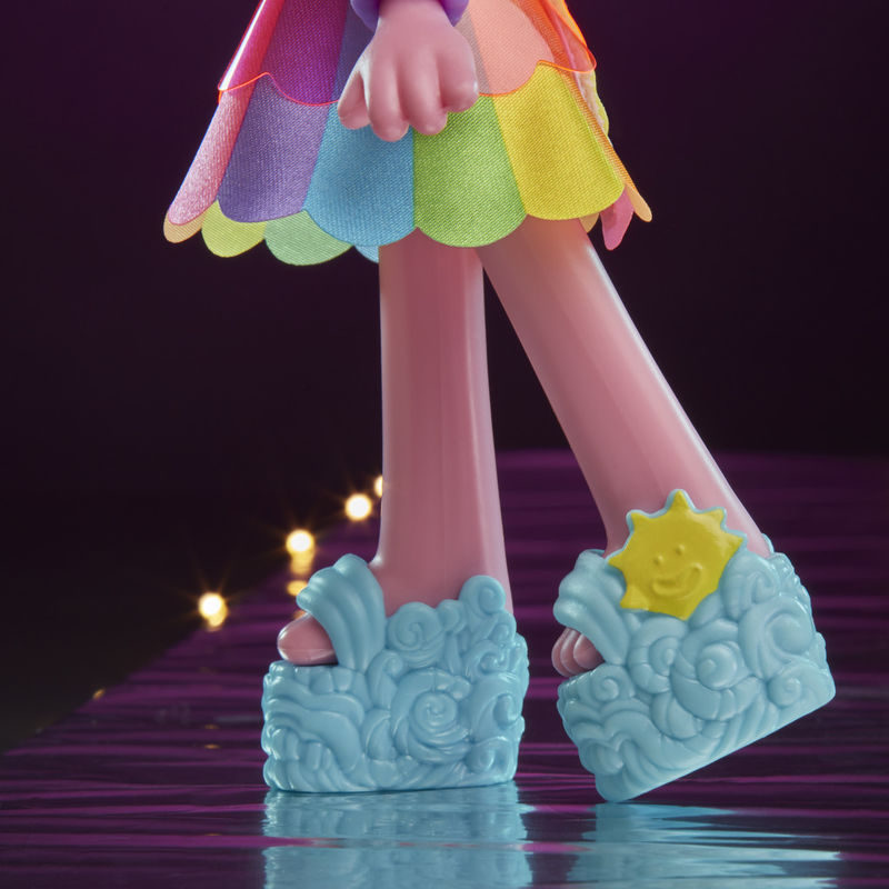 Muñeca Glam Poppy Trolls World Tour By Hasbro
