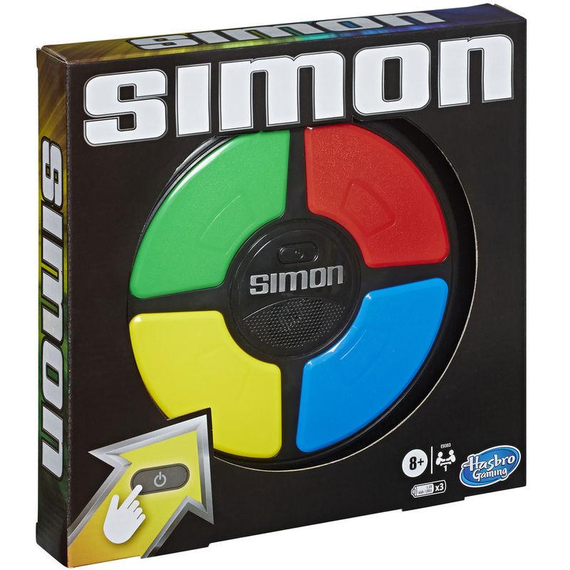 Juego de Mesa Simon By Hasbro