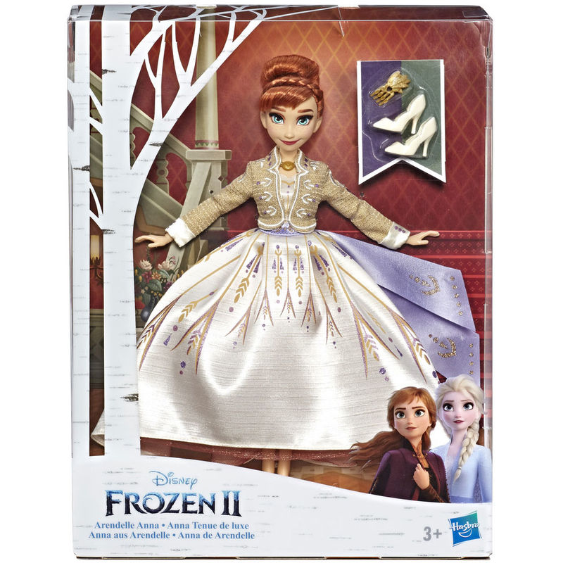 Muñeca Anna de Arendelle Frozen 2 Disney