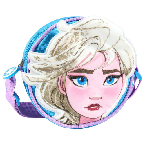 Disney Forzen 2 Elsa 3d Shoulder Bag