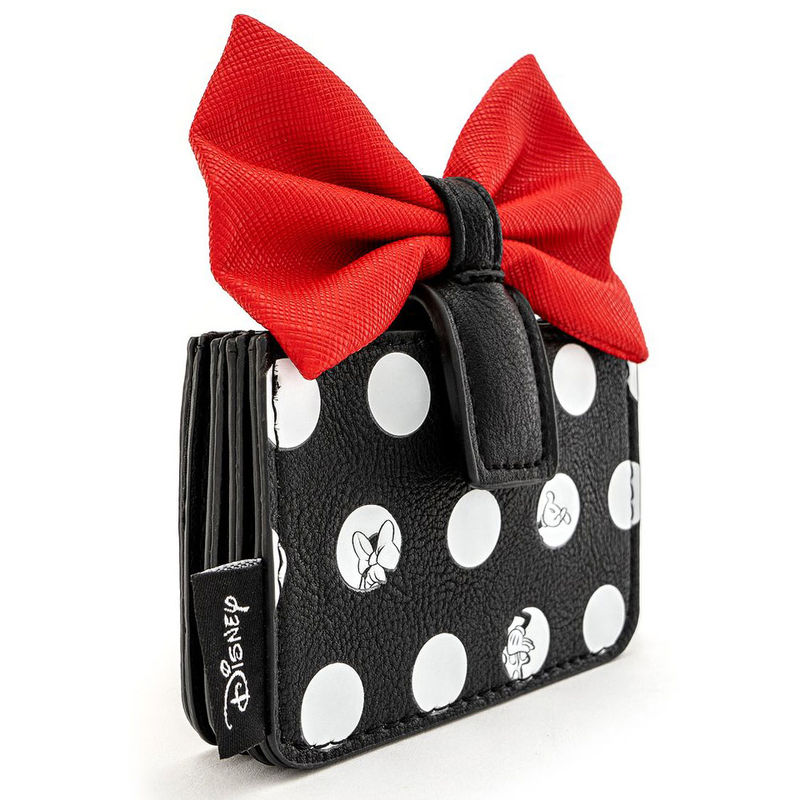 Tarjetero Minnie Disney Loungefly