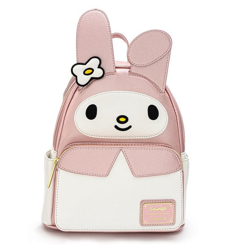 Mochila Melody Hello kitty Sanrio Loungefly 26cm