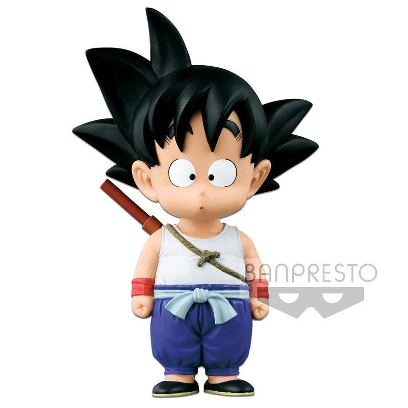 Figura Son Goku Dragon Ball Collection 14cm By Banpresto